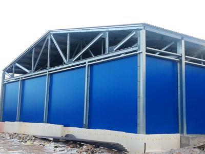 Здание Мясокомбината 21x51x4.2
