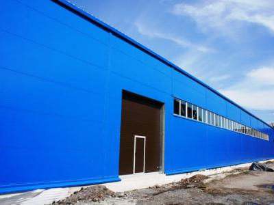 Завод слоистых пластиков 18,0х72,0х6,0 (h)м