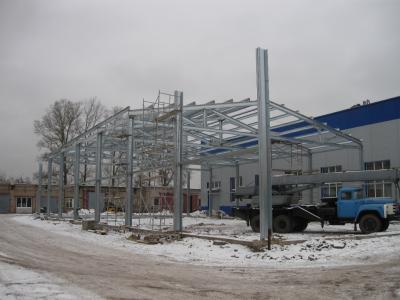 Производственный комплекс, г. Тверь  21,0х42,0х6,0 (h) м