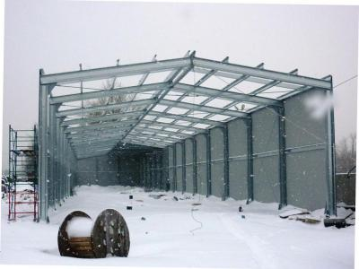Холодный склад 12,0х84,0х5,4 (h) м  пос. Тайцы